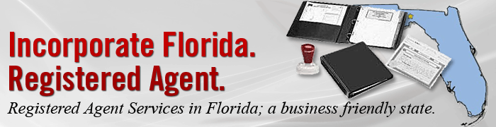Resident Agent, Florida